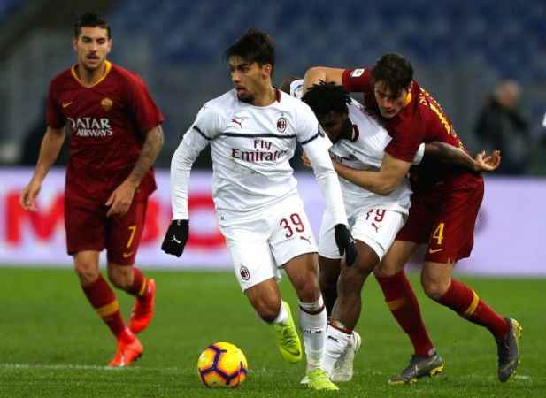 roma v ac milan prediction